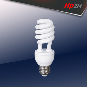 DC12V Spiral Energy Saving Lamp pictures & photos