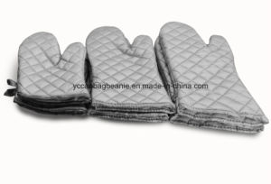 High Quality Microwave Oven Mits Gloves pictures & photos
