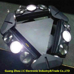 9PCS *12W RGBW 4 In1 LED Spider Moving Head Light pictures & photos