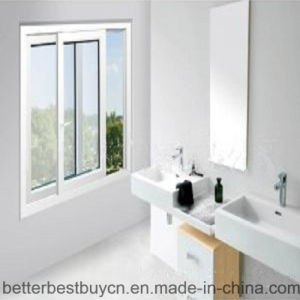 Top Selling Slinding UPVC Window pictures & photos