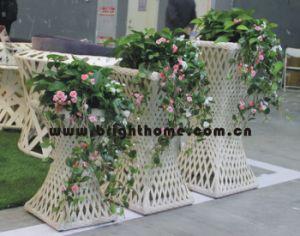 Handcraft Wicker Garden Flower Planter Pot Bp-F09 pictures & photos
