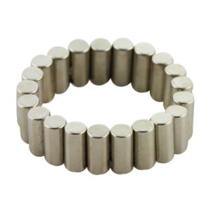 Top Quality NdFeB Cylinder Magnet