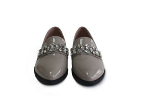 PU Upper Casual Fashion Women Shoes pictures & photos