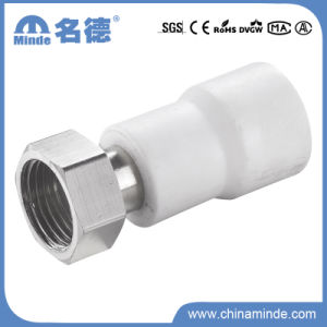 PPR Adapter with Female Coupling Fitting for Building Material pictures & photos