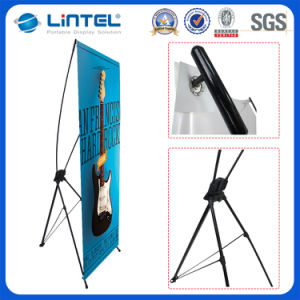High Quality Aluminum X Display Stand (LT-X1) pictures & photos