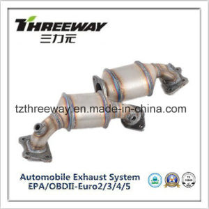 Three Way Catalytic Converter Direct Fit for Lacross 3.0 pictures & photos