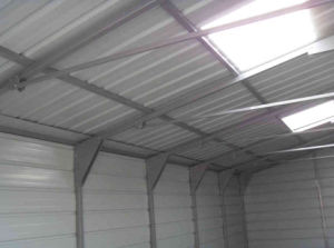 Movable House/Garage/Warehouse/Prefabricated Building pictures & photos