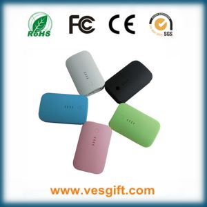 Feather Portable Mobile Charger CE RoHS FCC Passed pictures & photos