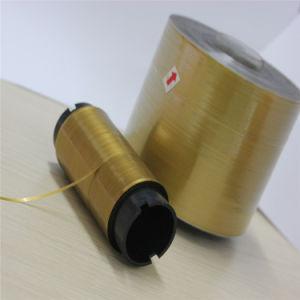 Hot Sale 2mm BOPP Gold Tear Tape for Cigarette Packing