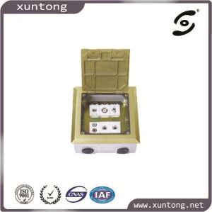 Supreme Quality Clamshell Type Multifunctional Floor Socket pictures & photos