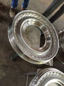 Rubber Bicycle Tyre Mould 26X1 3/4 pictures & photos