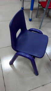 Children Furniture Cheap Cute Plastic Child Chair (SF-81C) pictures & photos