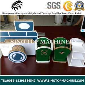 Paper Corrugated and Honeycomb Cardboard Made in China pictures & photos