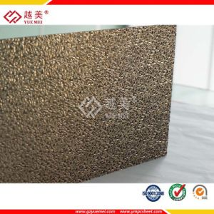 Embossed Polycarbonate Roof Sheet (YM-PC-162) pictures & photos
