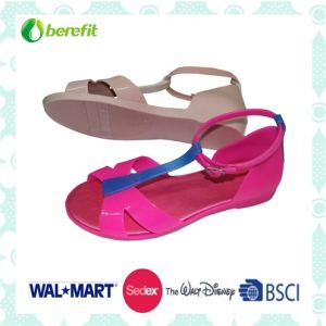 Beautiful Design and PVC Material, Women′s Sandals pictures & photos