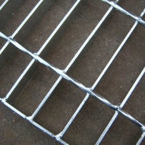 Hot Dipped Galvanizing Steel Grating pictures & photos