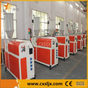 Single Screw Extruder for PP PE PVC Materials (SJ) pictures & photos