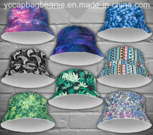 3D Digital Print Sublimation Custom Bucket Hat pictures & photos