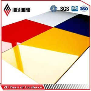 High Quality Gloss Aluminium Composite Panel for Traffic Sign/Roadsign pictures & photos