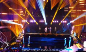 3D Hologram Projection System, Stage Pepper Ghost pictures & photos