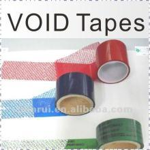 Colorful Tamper Proof Warranty Void Tape pictures & photos