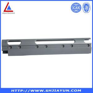 Aluminum Door Frame Extrusion CNC Deep Processing pictures & photos