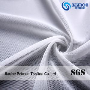 Manufacturer-50d Polyester Spandex Net Textile Fabric, Good Textile for Underwear, Power Mesh Fabric pictures & photos