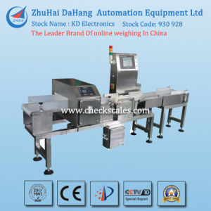 Dahang Automation Check Weigher Abd Metal Detector Machine pictures & photos