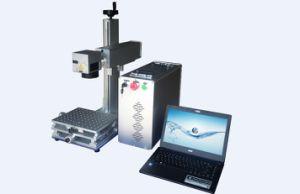 Metal Stainless Steel Plate Fiber laser Marking Machine/Lazer Printing Machine pictures & photos
