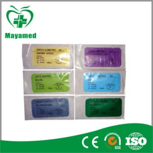My-L052 Disposable Medical Absorbable Surgical Suture pictures & photos