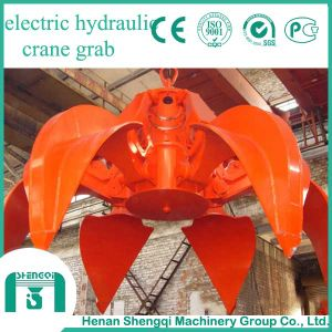 High Quality Electric Hydraulic Crane Grab pictures & photos