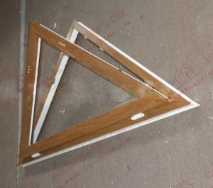 Professional UPVC Arch Window Supplier (BHP-RW10) pictures & photos