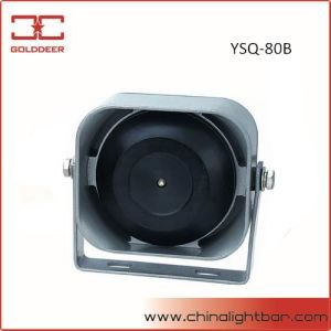 Police Electronic Siren Alarm Loudspeaker (YSQ-80B) pictures & photos