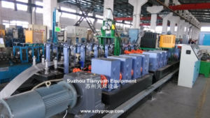 High Precision Stainless Steel Tube Machine
