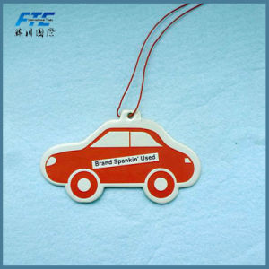 Hanging Car Air Freshener Promotional Paper Air Freshener pictures & photos