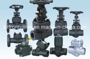 Screwed and SW Forged Steel Valves pictures & photos