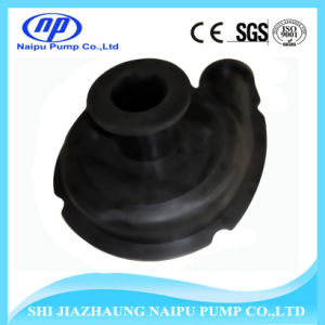 3/2c-Ah Slurry Pump PU Polyurethanes Cover Plate Liner pictures & photos