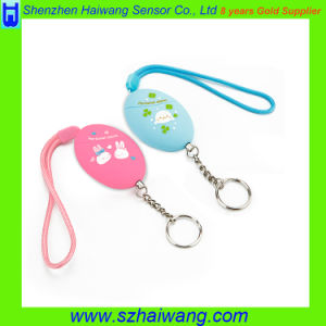 Multi Color Personal Alarm 120dB with Keychain for Woman Kids The Aged Hw-3212 pictures & photos