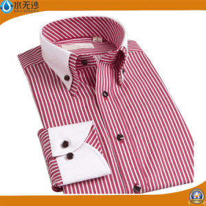 Custom Fashion Formal Dress Shirt Casual Shirt Men