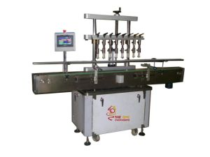 Automatic Overflow Liquid Filling Machine