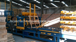 Sf901 Automatic Stringer Wood Pallet Nailing Machine pictures & photos