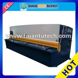 QC11y-4X3200 Hydraulic Shearing Machine, Metal Sheet/Mild Steel/Stainless Steel/Aluminium Cutting Machine pictures & photos