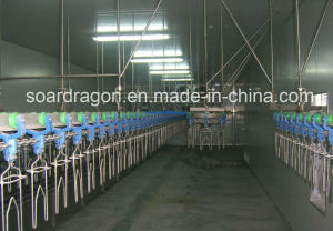 Slaughter House Freezer Room by Insulation Cold Room Panels pictures & photos
