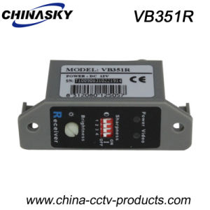 Singel Channel CCTV Active Video Balun Receiver Over Cat5 (VB351R) pictures & photos