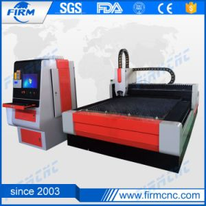 Competitive Price 500W 1000W Fiber Laser Cutting Machine for Metal pictures & photos
