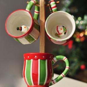 Wholesale Christmas Promotional Ceramic Mug