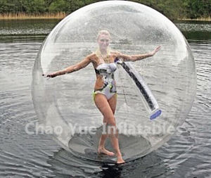 Summer Hot Sale Walking Water Ball for Roller Walk pictures & photos