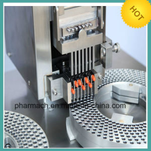 CGN208-D Newest Type Pharmaceutical Semi Automatic Hard Capsule Filling Machine for Powder Granule pictures & photos