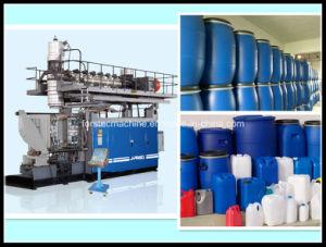 Plastic Barrel Drum Blow Moulding Machine pictures & photos