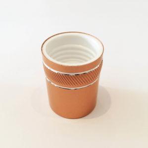 Decorative Cosmetic Golden Pot Caps for Sale pictures & photos